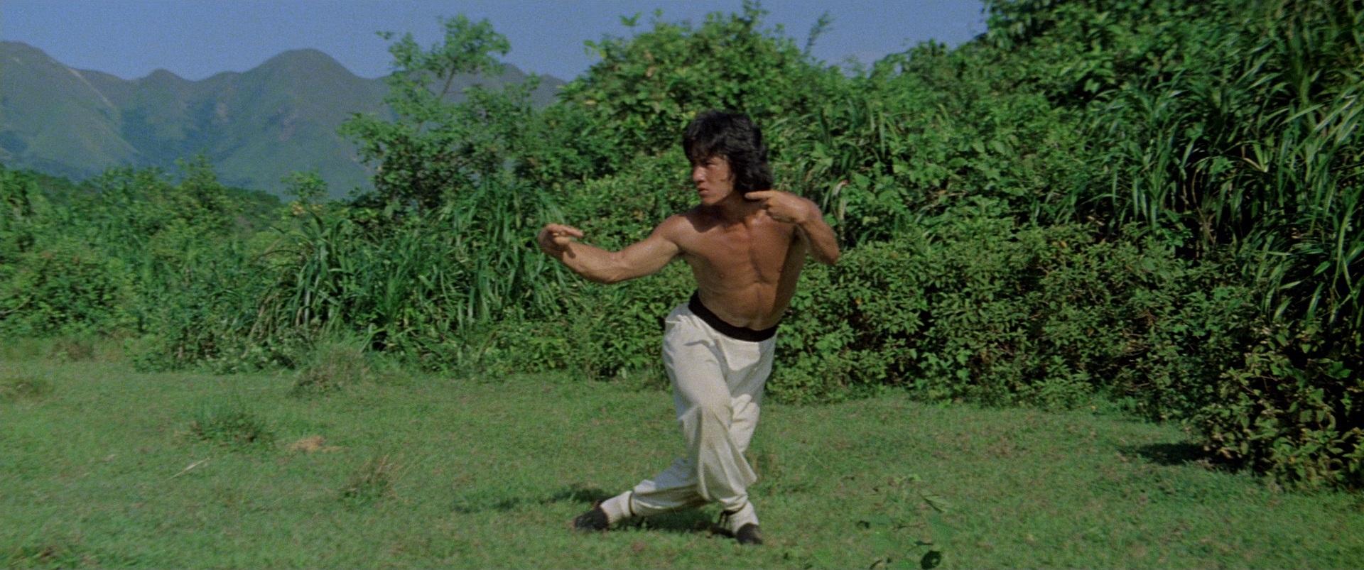 Jackie Chan in Zui quan (1978)