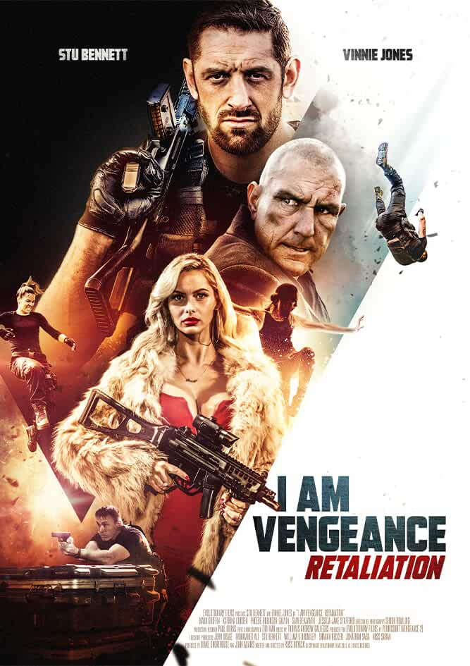 I Am Vengeance: Retaliation | 2020 | Hindi | 1080p | 720p | BluRay