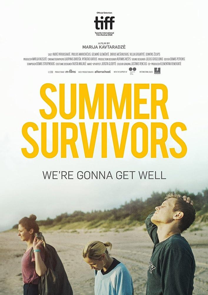 Išgyventi vasarą  (2018) Online