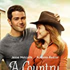 Jesse Metcalfe and Autumn Reeser in A Country Wedding (2015)