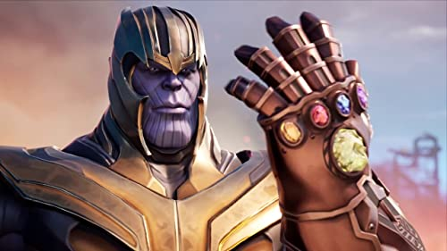 Fortnite: Fornite X Avengers: Endgame