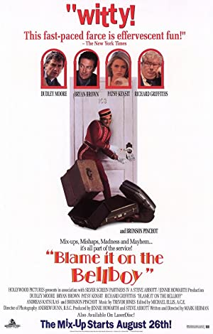 Blame It on the Bellboy (1992)