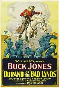 Buck Jones in Durand of the Bad Lands (1925)