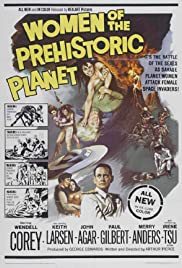Women of the Prehistoric Planet (1966) Poster - Movie Forum, Cast, Reviews