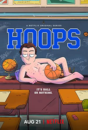 Download Hoops S01 (2020) [Hindi + English] Dual Audio 5.1 NetFlix WebSeries 720p | 480p WebRip 250MB | 80MB
