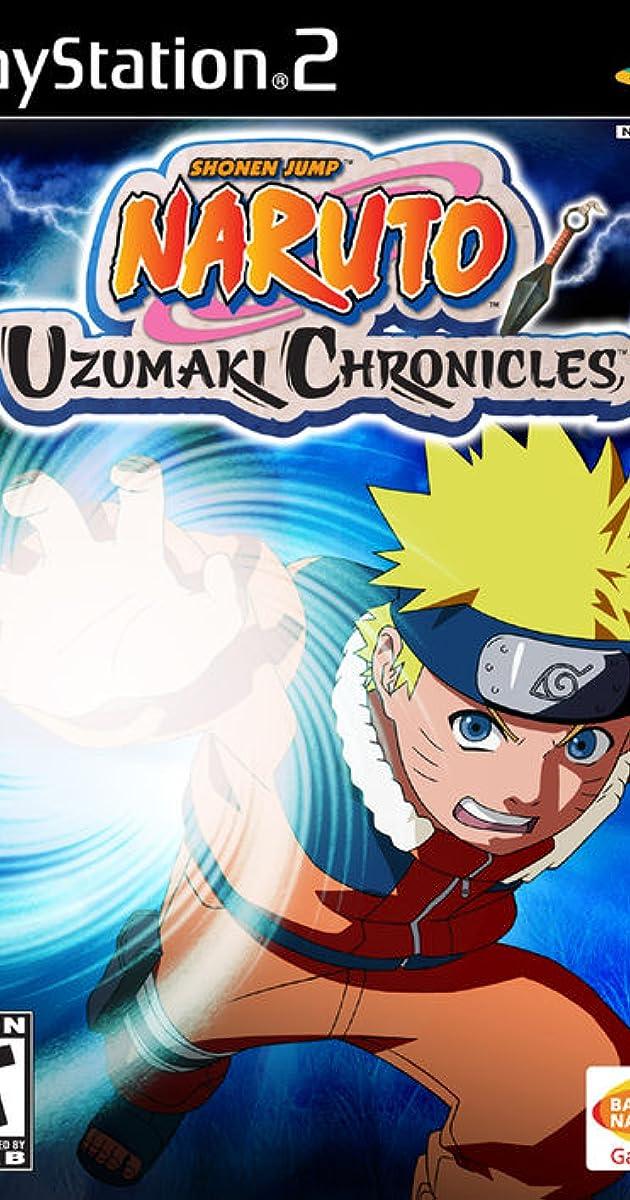 Naruto Uzumaki Chronicles Video Game 2005 Imdb