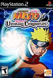 Naruto: Uzumaki Chronicles Poster