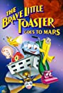 The Brave Little Toaster Goes to Mars (1998) Poster