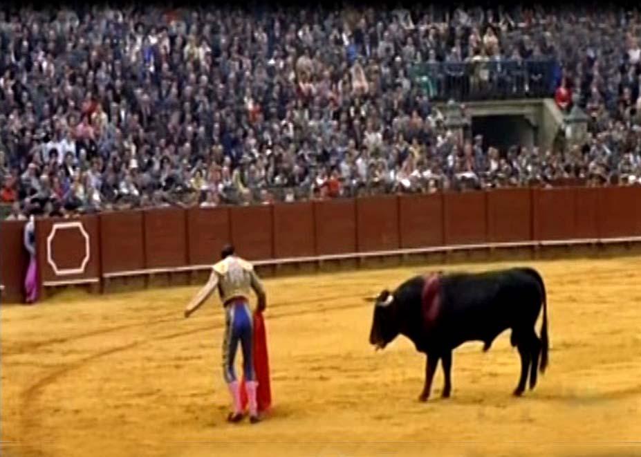 Rogelio Madrid in Feria en Sevilla (1962)