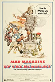 Up the Academy(1980) Poster - Movie Forum, Cast, Reviews