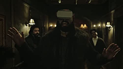 Experience the world in Vampire Reality. What We Do in the Shadows returns Sept 2 on FX. Streaming next day on Fx on Hulu.