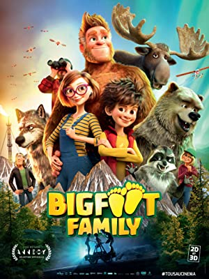 Bigfoot Family (2020) Full Movie HD
