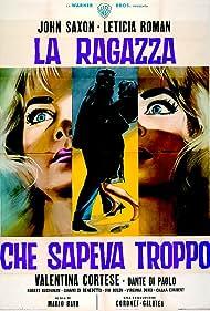 La ragazza che sapeva troppo (1963)