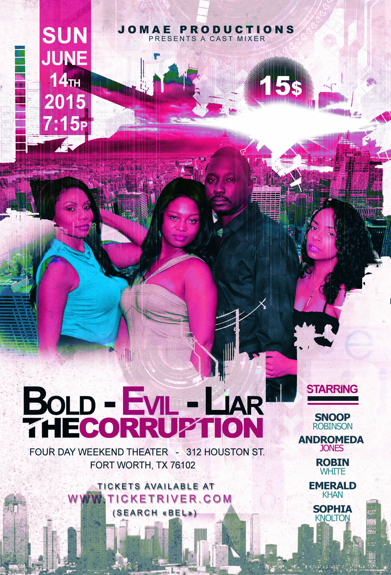 Bold Evil Liar on FREECABLE TV