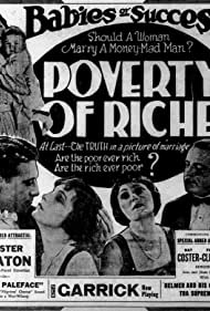 John Bowers, Richard Dix, Leatrice Joy, and Irene Rich in The Poverty of Riches (1921)