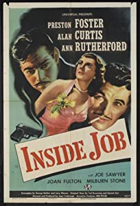 Inside Job Lewis R. Foster