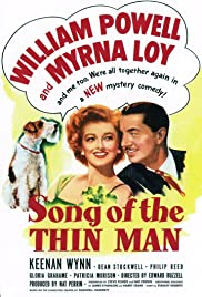 Song of the Thin Man (1947) Poster - Movie Forum, Cast, Reviews