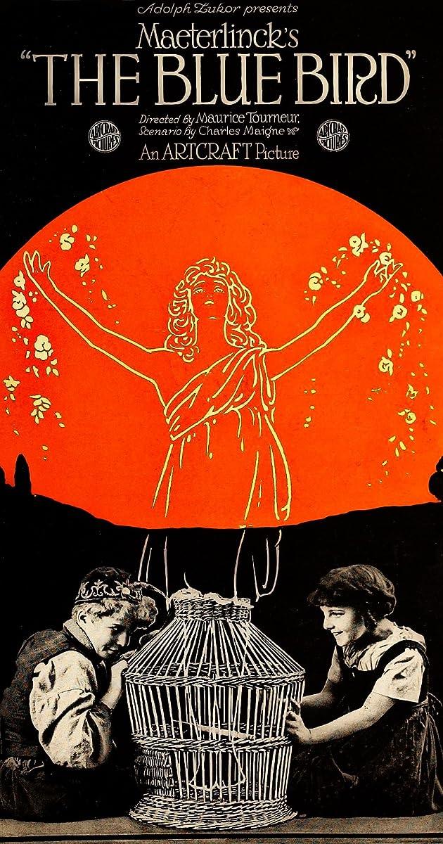 The Blue Bird (1918) - Plot Summary - IMDb