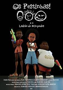 Os Pestinhas e o Ladrao de brinquedos (2013)