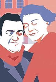 Federico Fellini & Giulietta Masina Poster - Movie Forum, Cast, Reviews