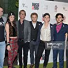 William Dickerson, Michaela Cavazos, Harry Hamlin, Elijah Bridges, Conor Proft, Aria Shahghasemi, Matthew Van Oss at the world premiere of No Alternative, opening night for Dances with Films at the TCL Chinese Theatre in Hollywood