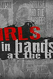 Girls in Bands at the BBC Poster