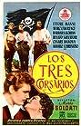 The Three Pirates (1952) Poster