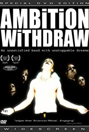 Ambition Withdraw Poster