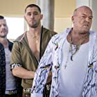 Dean Norris, Kevin Rankin, and Jack Kesy in Claws (2017)