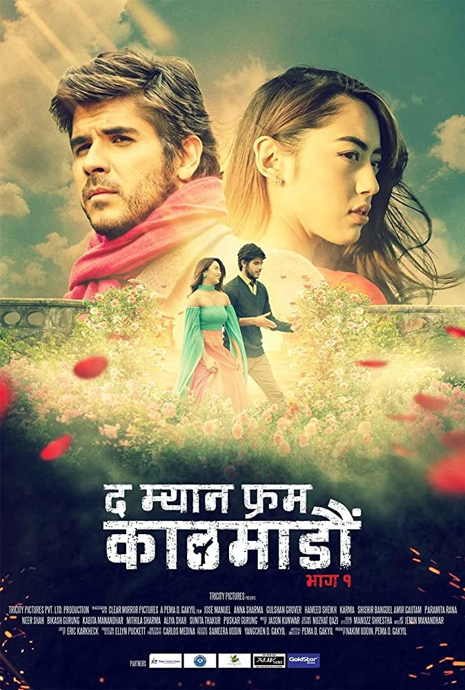 The Man from Kathmandu Vol. 1 2020 English 290MB HDRip Download