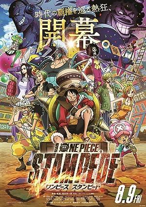 مشاهدة فيلم One Piece: Stampede مترجم ون بيس 14: ستامبيد فرار جماعي ون بيس 14 أونلاين مترجم