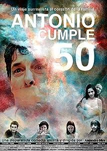 Watch online english movies dvdrip Antonio cumple 50 [DVDRip]