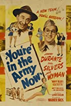 You're in the Army Now (1941) Poster