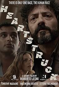 Ettore Belmondo, Valentina Reggio, and Timothy Naraine in Heartstruck