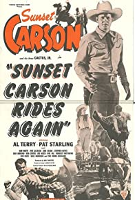 Primary photo for Sunset Carson Rides Again