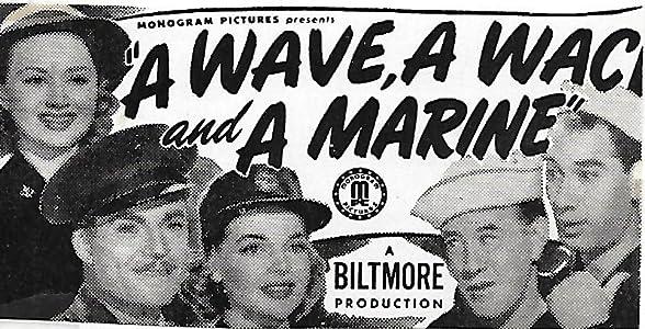 A Wave, a WAC and a Marine USA