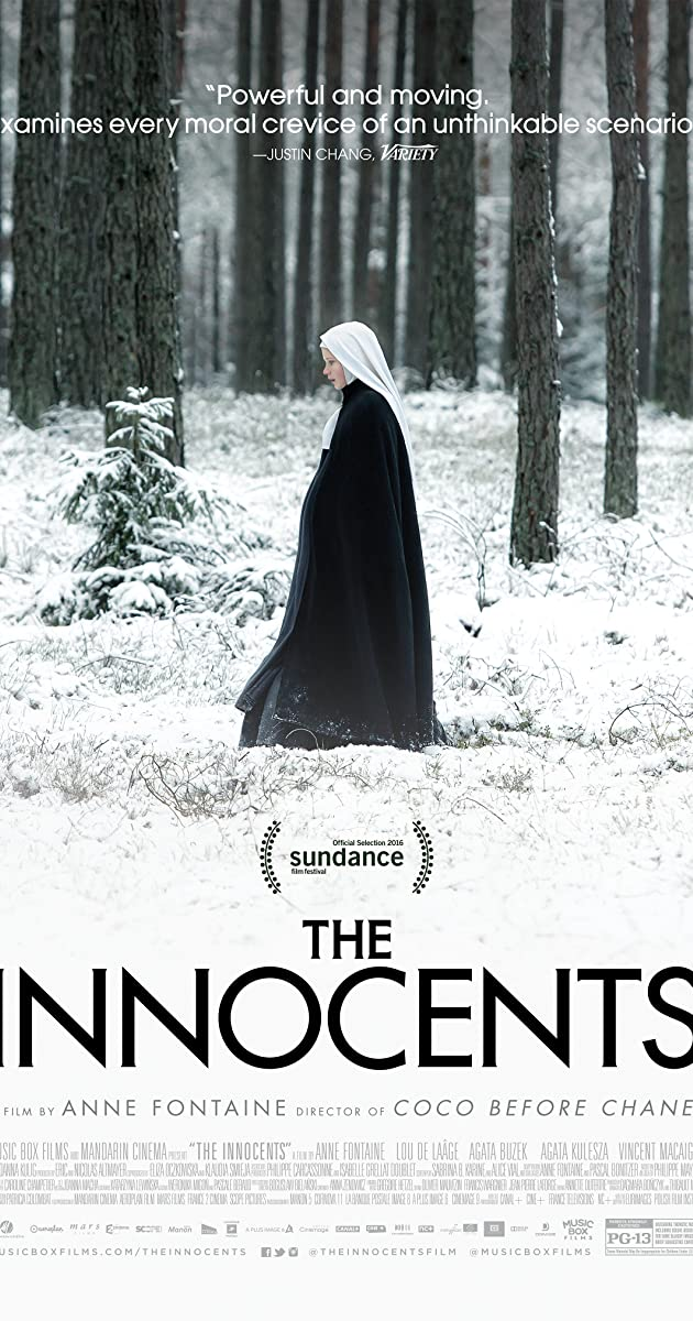 Subtitle of The Innocents