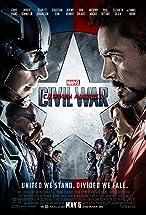 Primary image for Captain America: Civil War