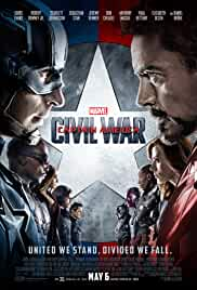 Captain America: Civil War | 400mb | 480p | English + Hindi | BluRay