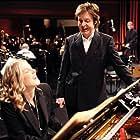 Diana Krall and Paul McCartney in Paul McCartney's Live Kisses (2012)
