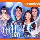 Paola Andino, Nick Merico, Rahart Adams, and Elizabeth Elias in Every Witch Way (2014)
