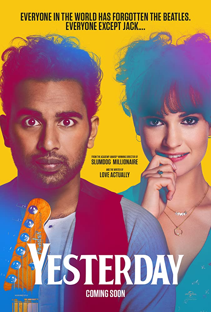 Yesterday (2019) English 720p HDCAMRip 900MB | 400MB Download