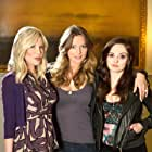Tori Spelling, Emily Meade, and Leila George in Mother, May I Sleep with Danger? (2016)