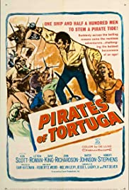 Pirates of Tortuga (1961) Poster - Movie Forum, Cast, Reviews