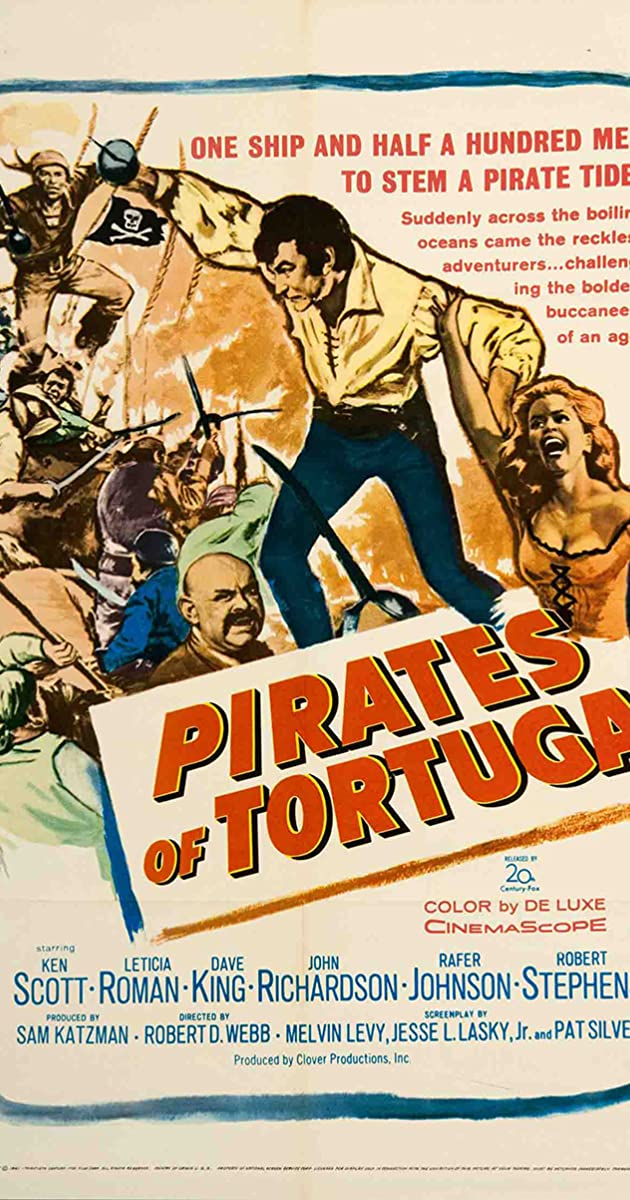 Subtitle of Pirates of Tortuga
