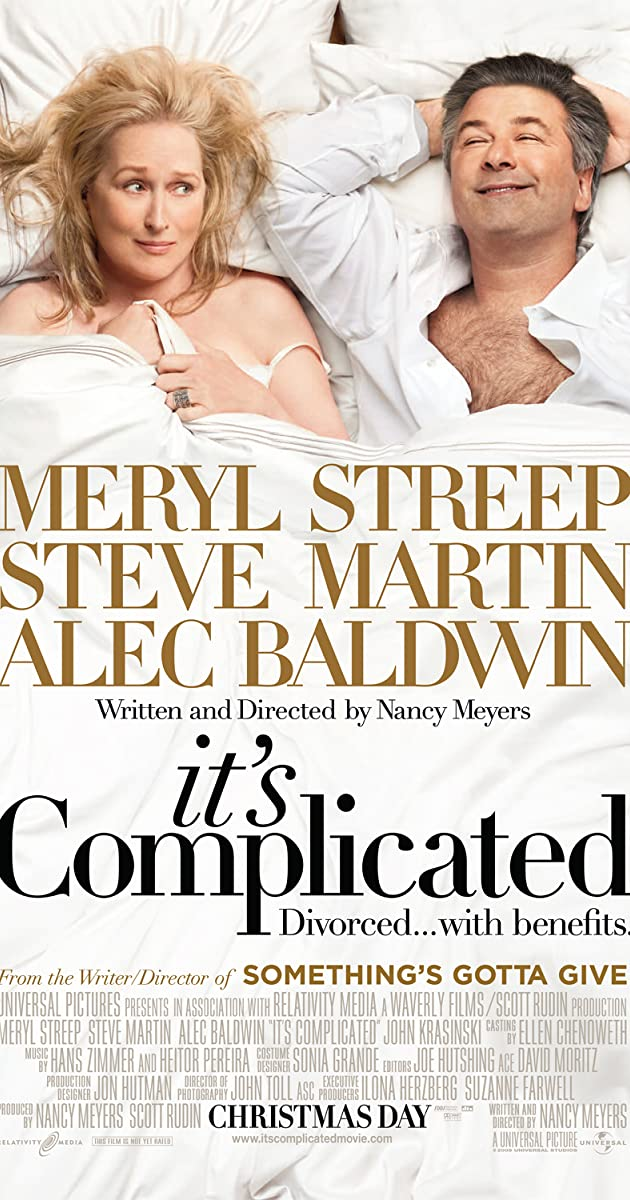 Subtitle of It's Complicated