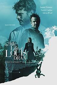 Sarah Gadon, Aaron Paul, Jamie Dornan, and Aiden Longworth in The 9th Life of Louis Drax (2016)