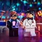 Will Arnett and Michael Cera in The Lego Batman Movie (2017)