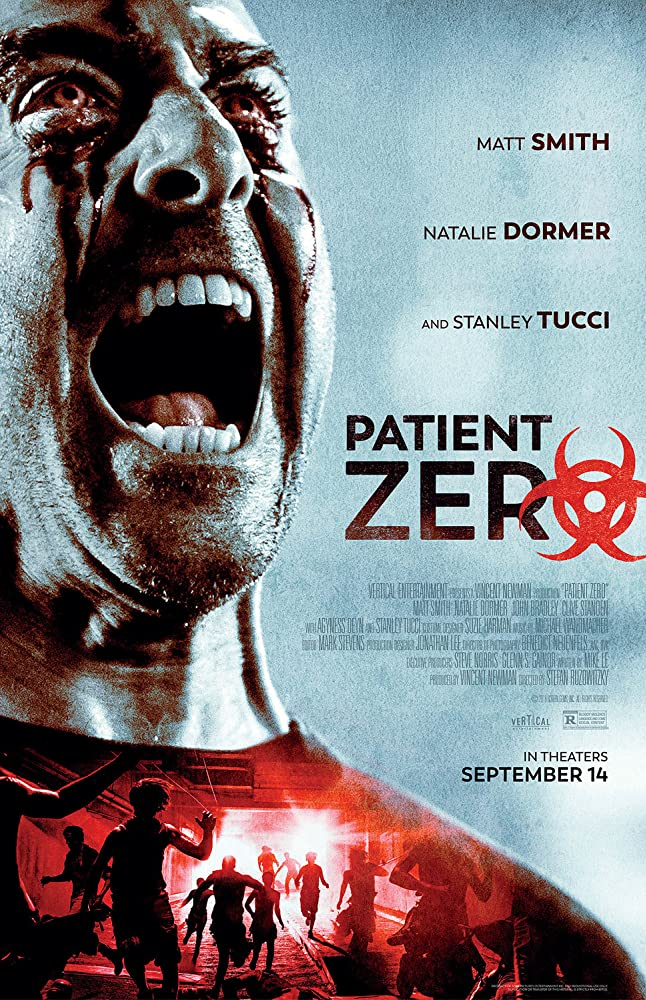 Patient Zero (2018) English 300MB HDRip 480p x264 ESubs