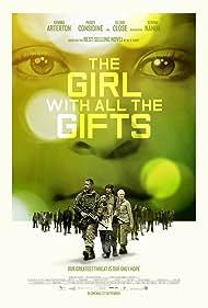 Glenn Close, Paddy Considine, Gemma Arterton, and Sennia Nanua in The Girl with All the Gifts (2016)